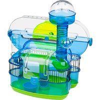 Hamster Supplies On Sale Small Pets Small Animal Cage Animal Habitats