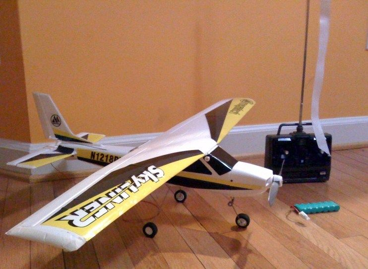 how to make remote control plane project