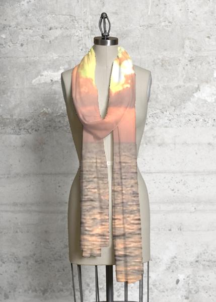 Cashmere Silk Scarf - Velvet Vampire by Celeste Yarnall Celeste Yarnall zQkoY69s8