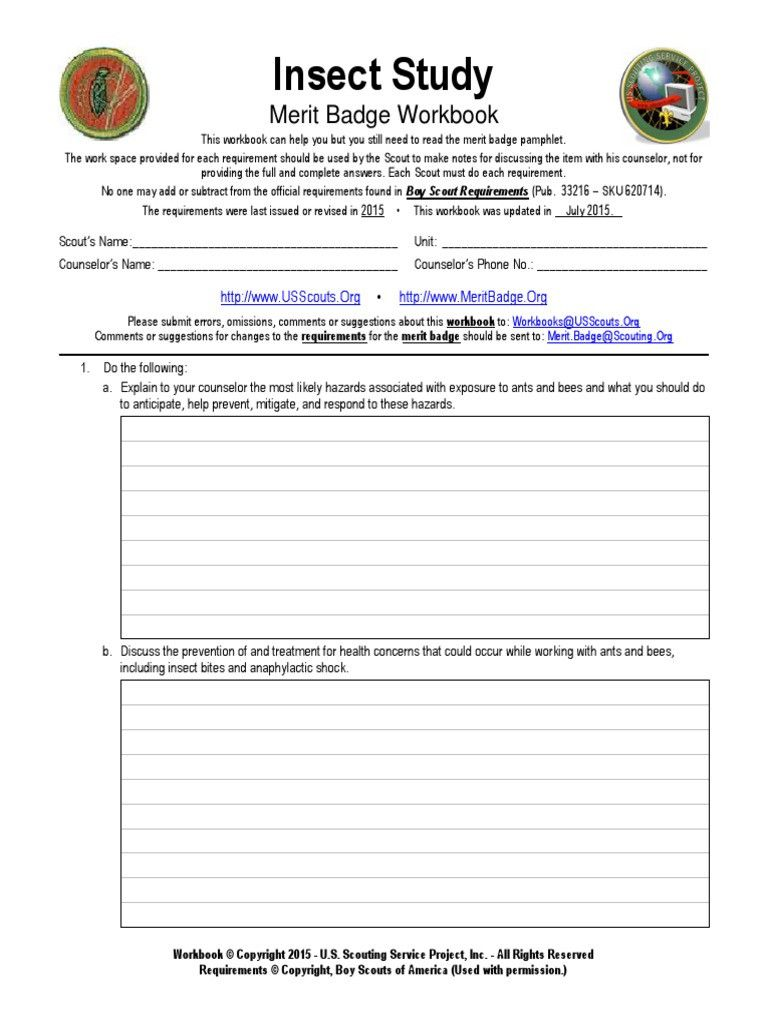 Symbiotic relationships worksheet good buddies insect