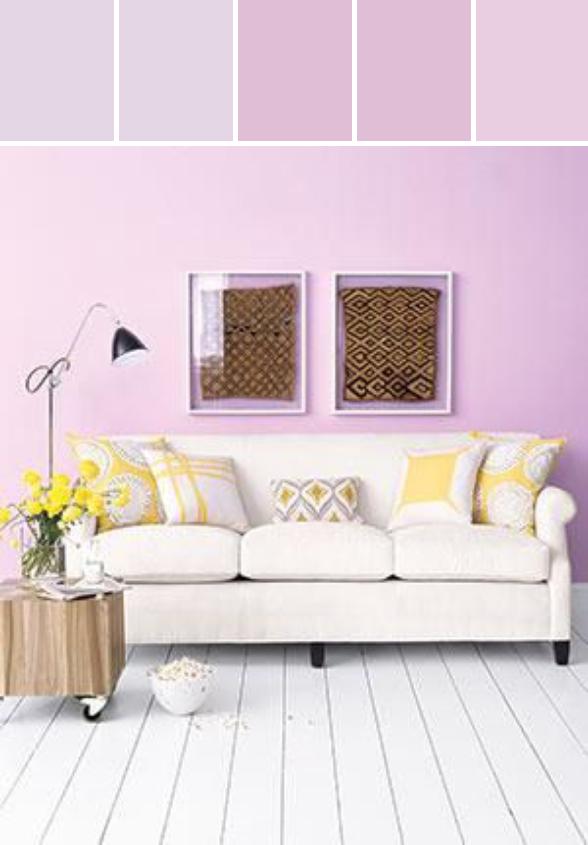 Lilac Designed By Lisa Perrone | Stylyze Creative Director via ...