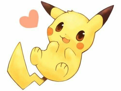 Epingle Par Norah Saad Sur Pikachu Kawai Dessin Kawaii Dessin Pikachu Dessin Pokemon
