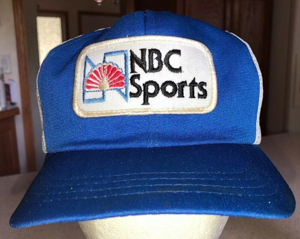 NBC Sports Peacock Mesh Patch Snapback Truckers Cali Fame