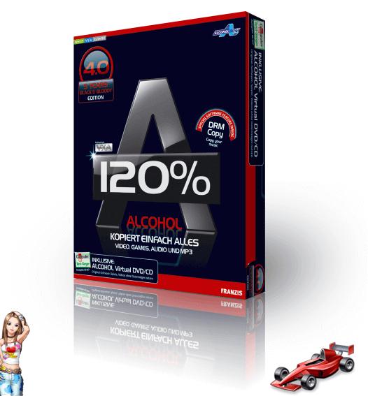 Download Alcohol 120% 🥇 Burn CD & DVD Latest Free Version