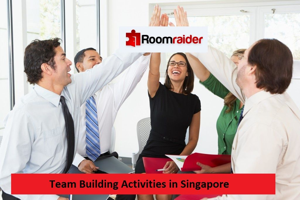 Team Building Activities Are Really Amazing And These Activities
