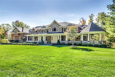 Elegant Custom Colonial | Basking Ridge Somerset County Single Family Home Home for Sales Details
