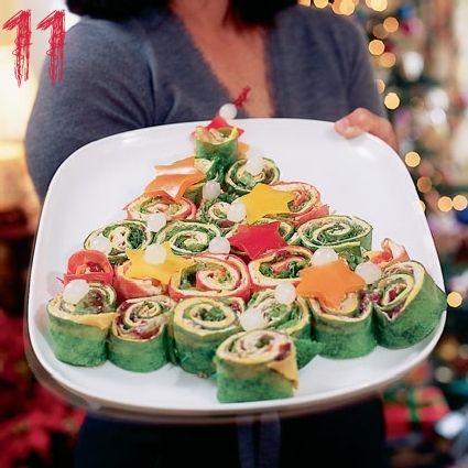 24 Christmas Finger Food Ideas Christmas Christmas