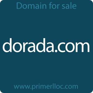 This #domain is for sale. #dorada #golden #gold #oro #branding