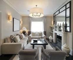 Image Result For Long Narrow Living Room Ideas With Fireplace In