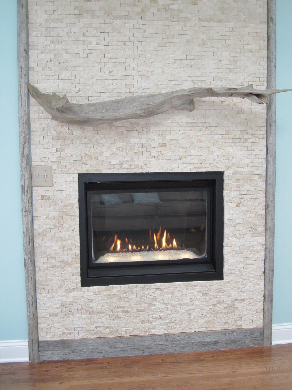 Driftwood Fireplace Mantel Google Search Fireplace