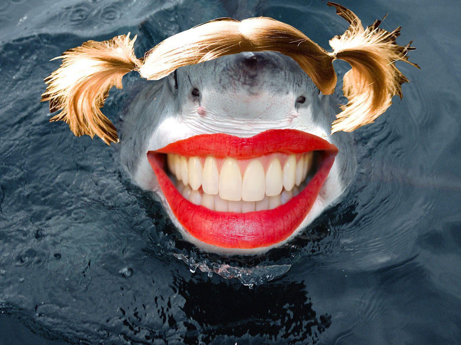 Картинка с улыбкой смешной с зубами, для любимой тети