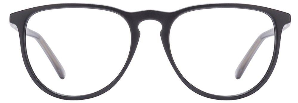 ea1863001d Shop online for John Jacobs Slim JJ 4354 Black Grey C3 Wayfarer Eyeglasses    Rs.2995