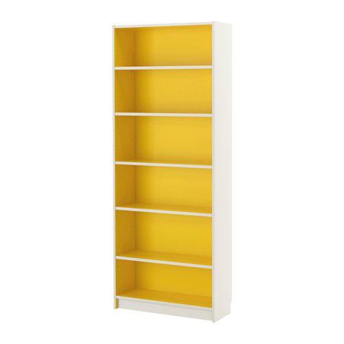 IKEA - BILLY, Bibliothèque, , Tablettes réglables : à placer selon vos besoins.Un seul élément peut servir de rangement dans un espace retreint, ou servir de base pour une solution de rangement plus importante lorsque les besoins évoluent.