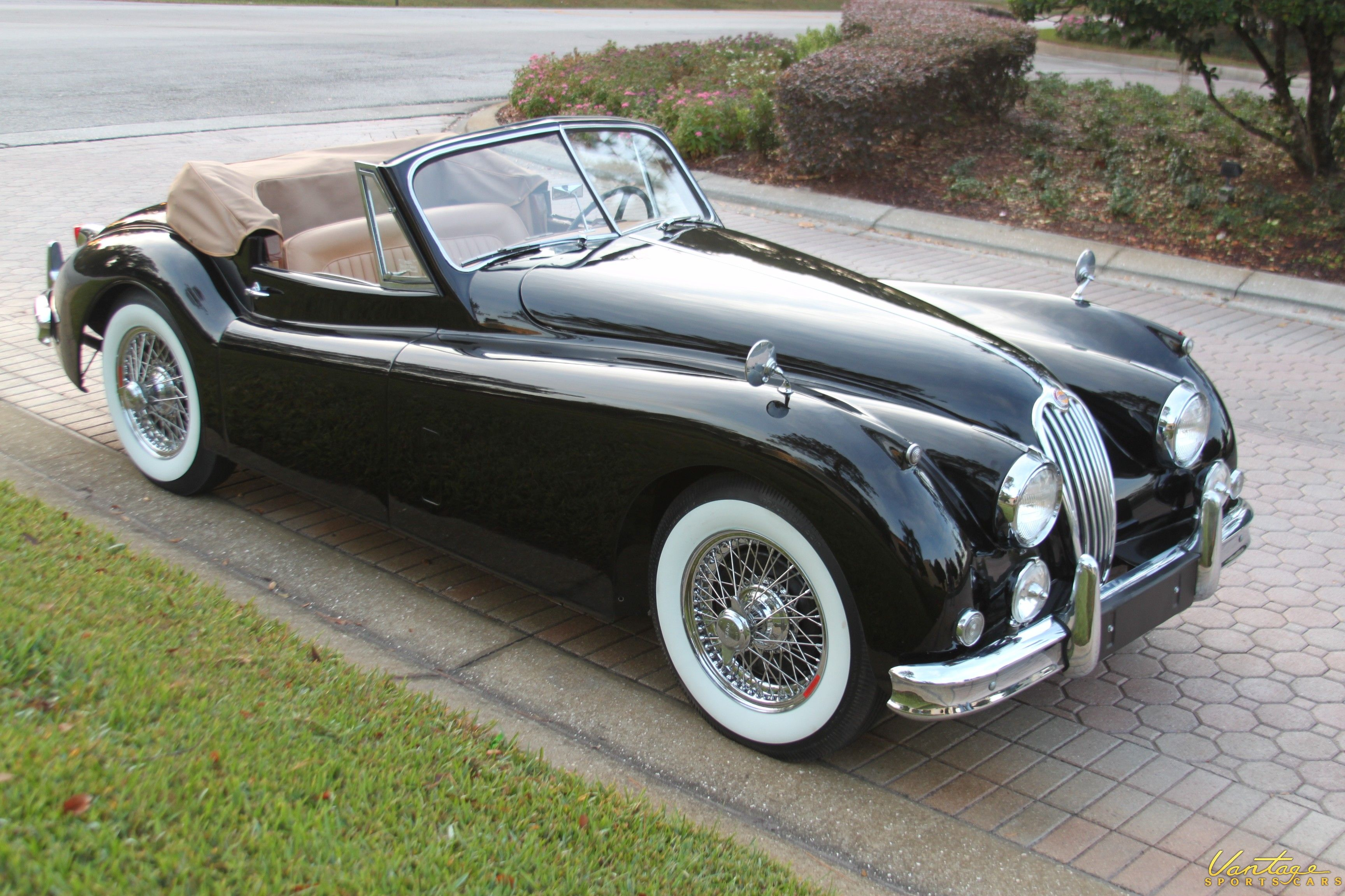 1956 Jaguar Xk140 Roadster Wheels Pinterest