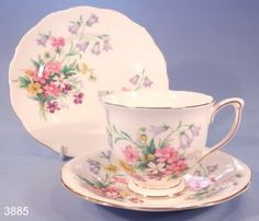 1000+ images about TEA CUPS QUEEN ANNE on Pinterest | Queen ...