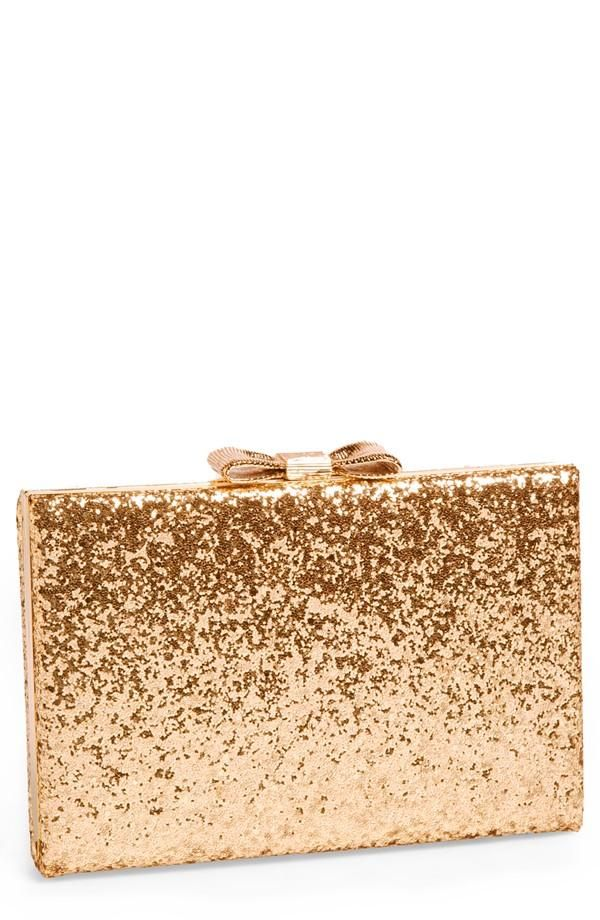 Kate spade new york 'evening bells emanuelle' clutch