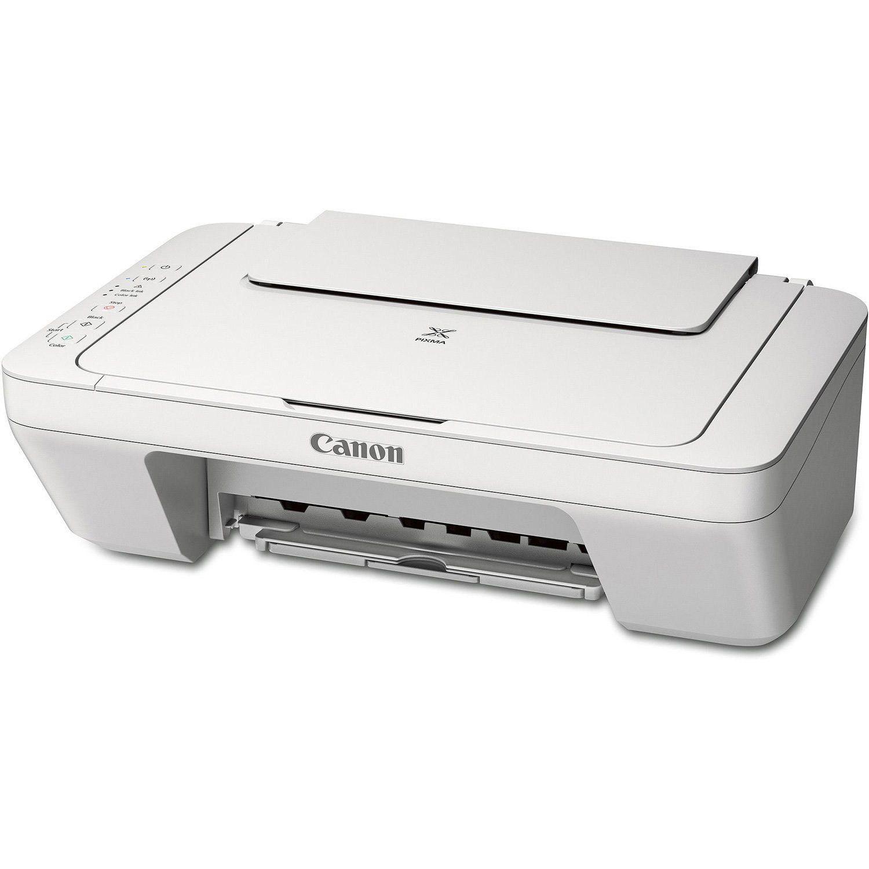 Canon Pixma MG2522 AllInOne Color Printer, Scanner
