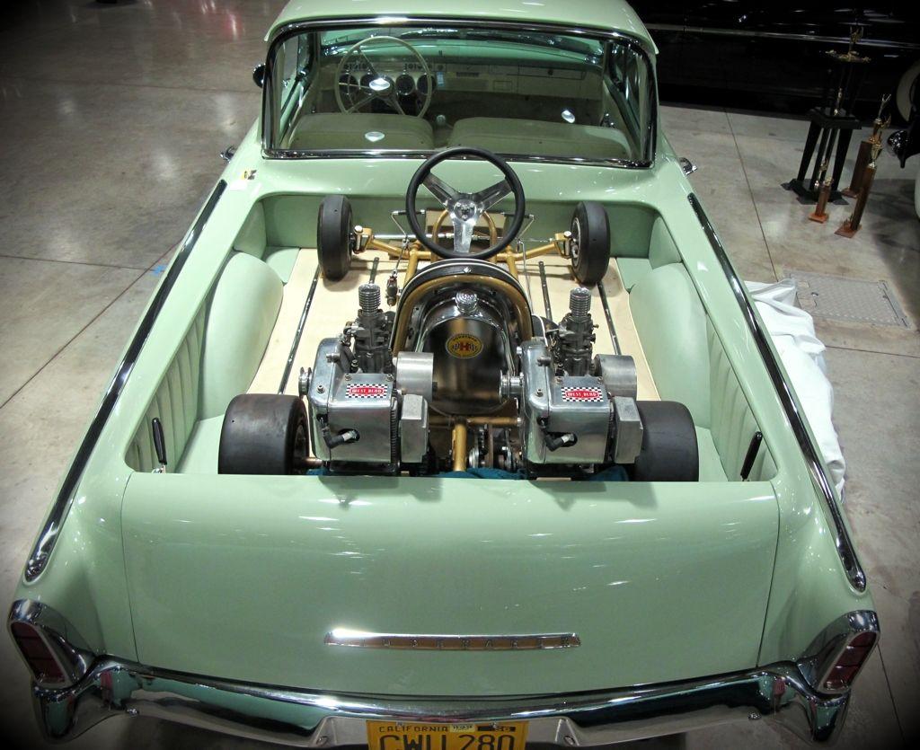 Studebaker Ute Go Kart Gnrs 2011 Grand National Roadster Show