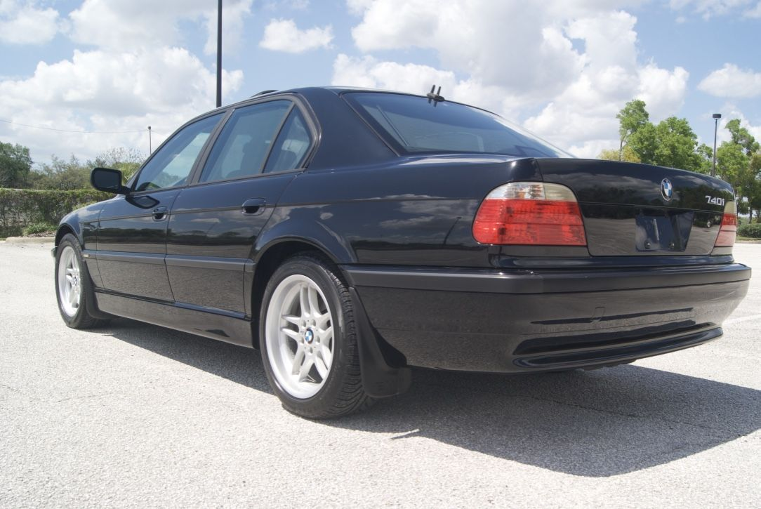 2001 BMW 7Series 740i M SPORT Package Sports package