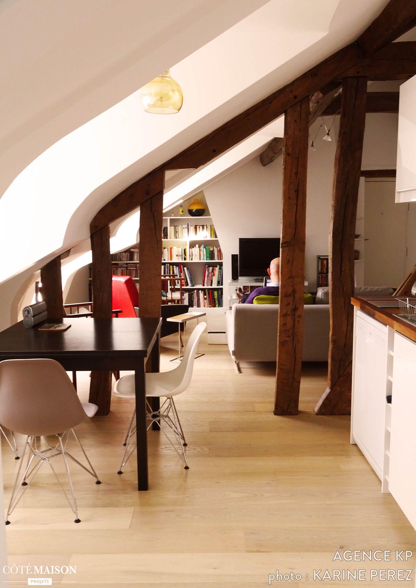 renovation appartement dernier étage