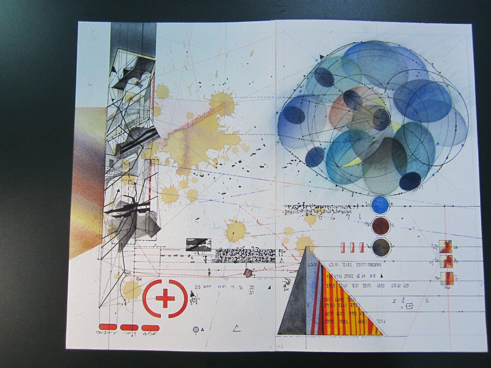 Folio Of Polarity C Timothy Ely 2013 Book Art Artist Books Art