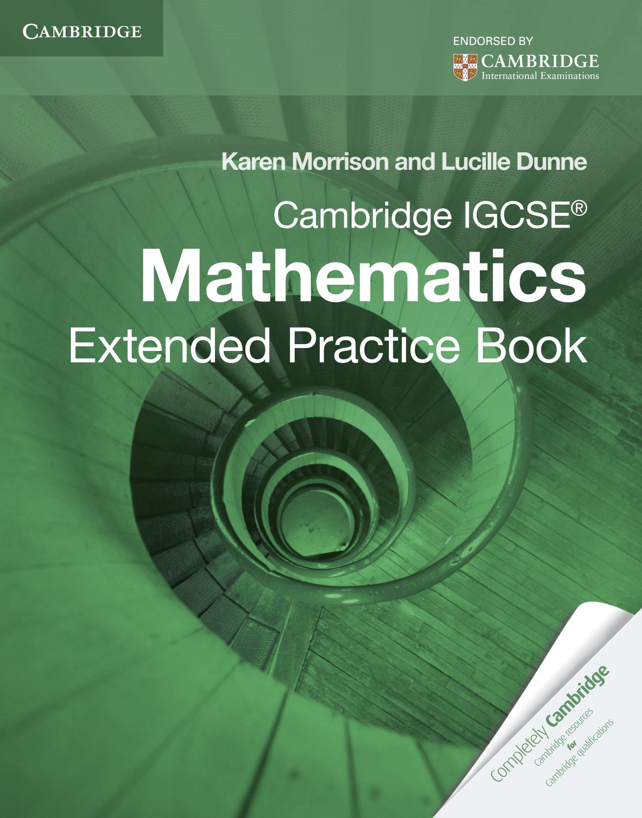 Cambridge IGCSE Mathematics: Extended Practice Book offers a wealth ...