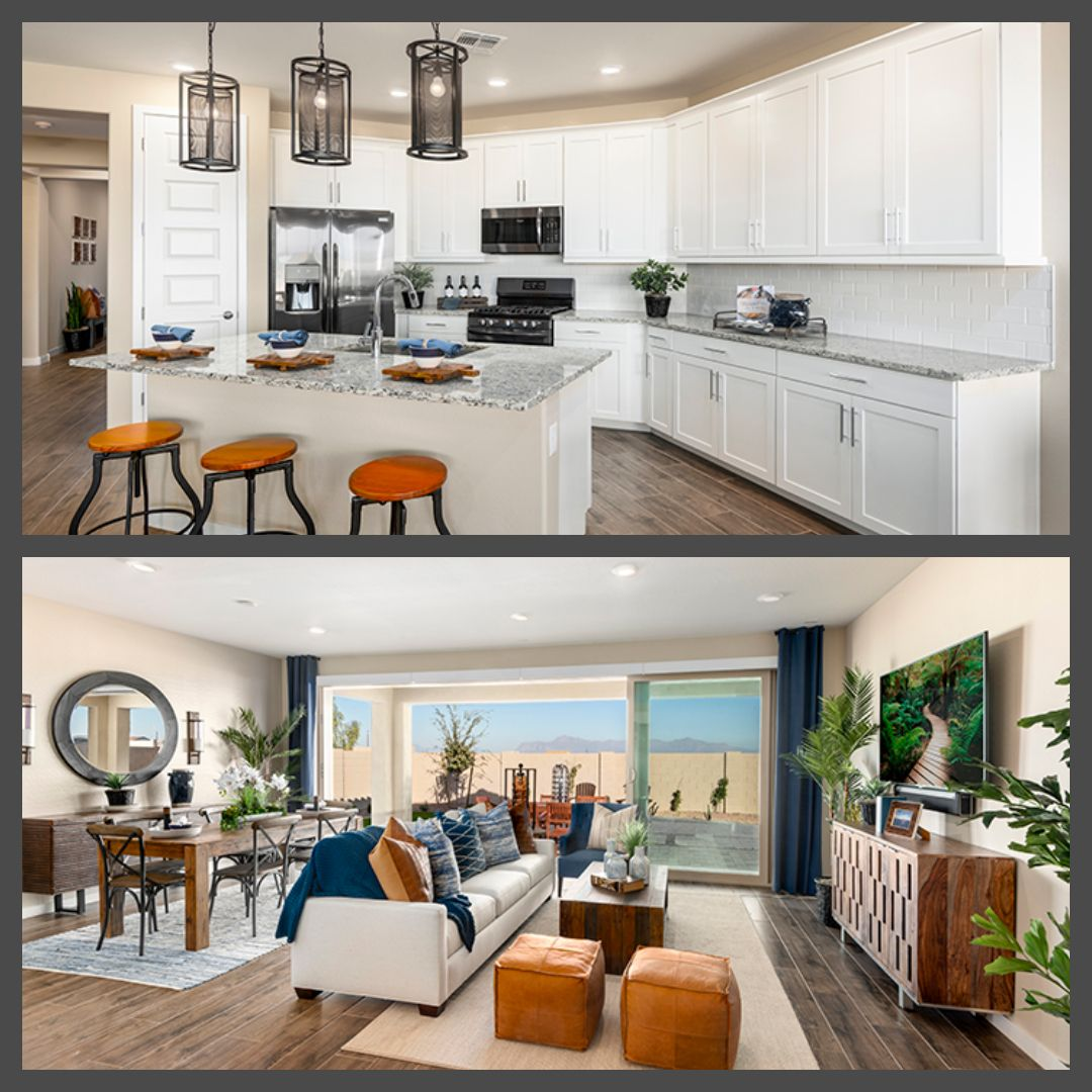 Sage Plan 4022 New Home Plan in Eastmark Eclipse Open