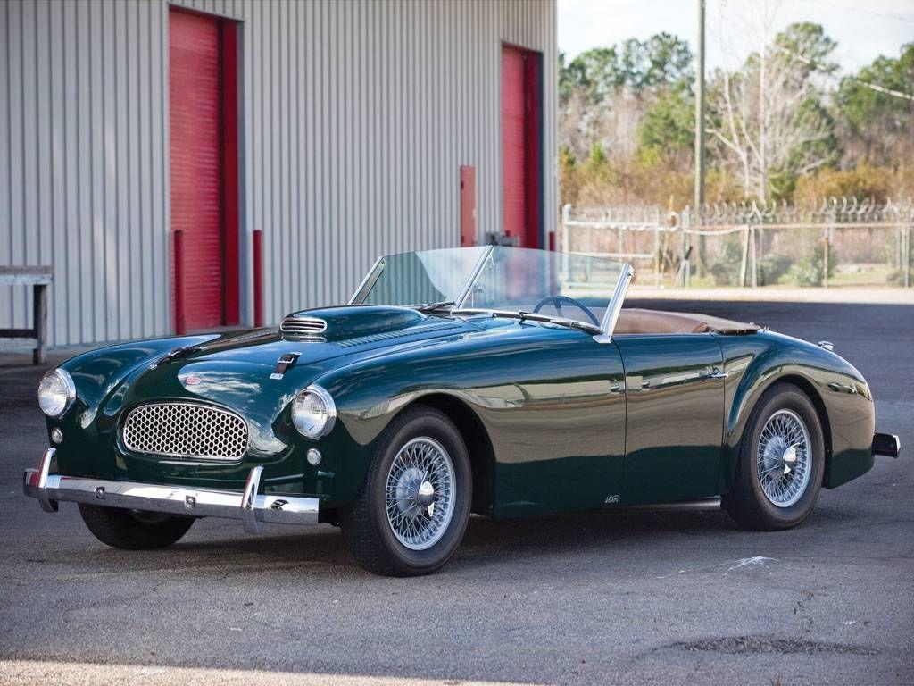 1953 Allard K3 Roadster offered for auction | Hemmings Motor News