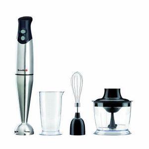 VHB014-Breville-Hand-Blender-Black-Silver-700ml-beaker-500ml-chopper-bowl-2-Spee
