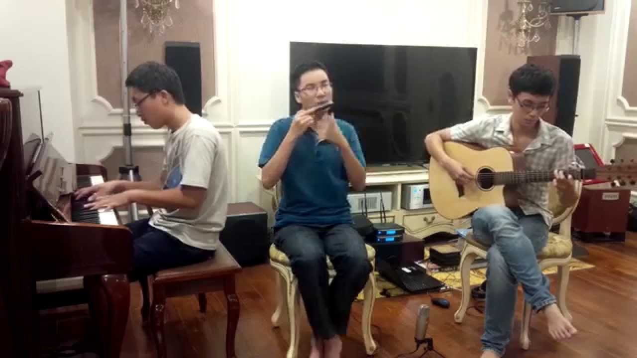 Adele Make You Feel My Love Harmonica Guitar Piano Cover Band