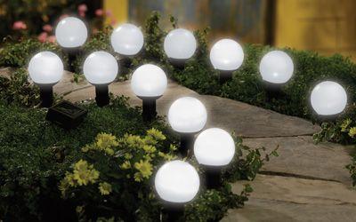 Garden Outdoor Lighting Globes