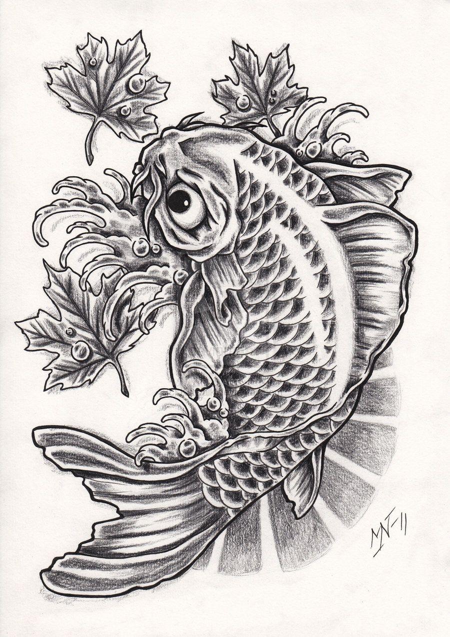 Koi fish tattoo design by kattvalkiantart on deviantart koi fish tattoo design by kattvalkiantart on deviantart biocorpaavc