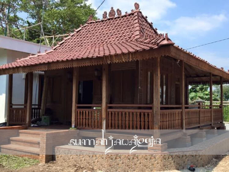 Rumah Limasan 1 Kamar Tidur Rumah Kamar Tidur Rumah Konsep Arsitektur