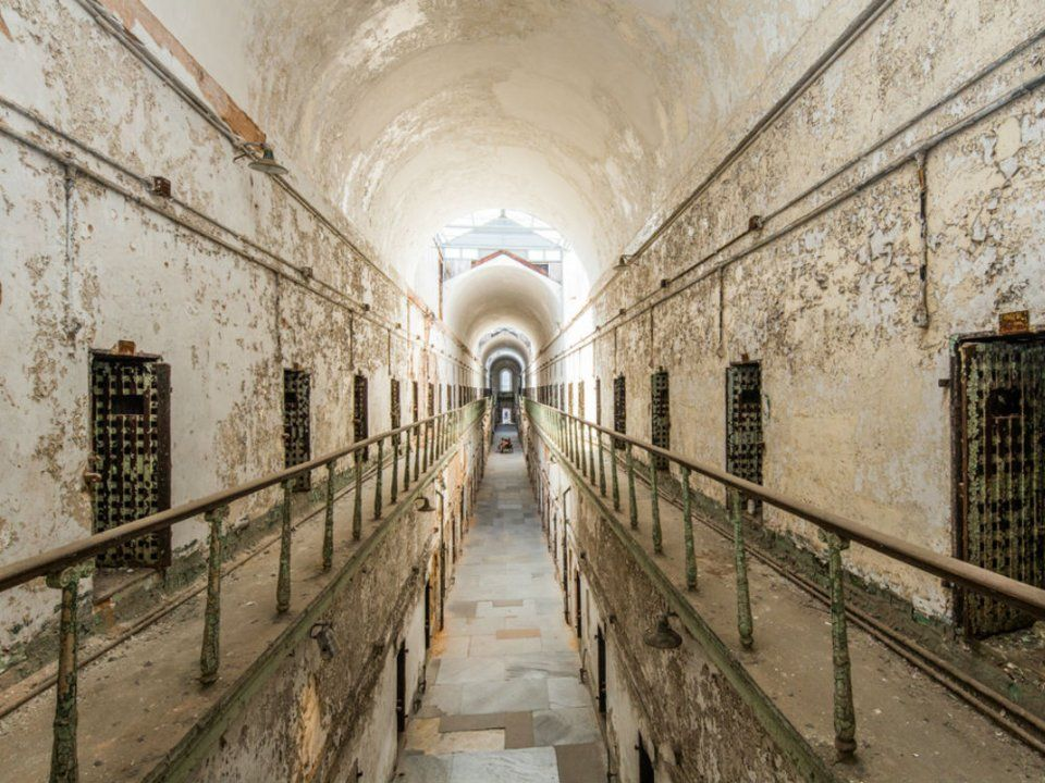 8 abandoned former prisons in the US that you can visit