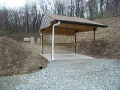 At Home Outdoor Gun Range   Google Search