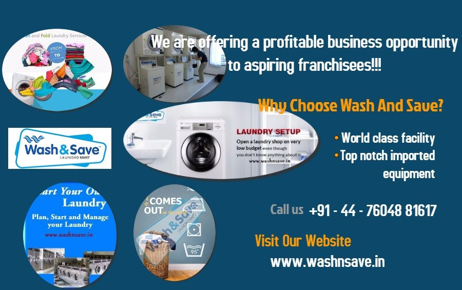We offers you laundry and dry cleaning services in