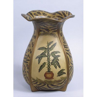 AA Importing Palm Tree Vase