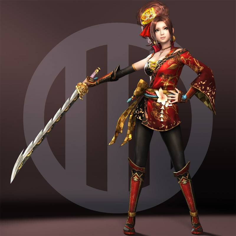 Descargar Warriors Orochi 2 Psp Mega: Samurai And Characters