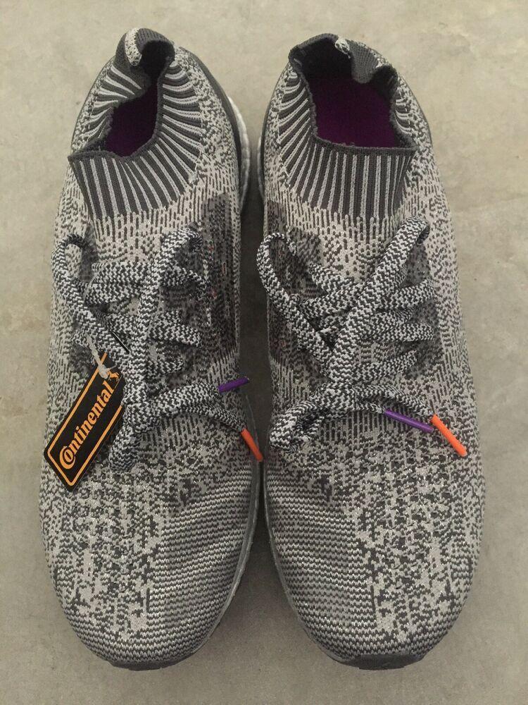 New Adidas Ultraboost Uncaged Grey