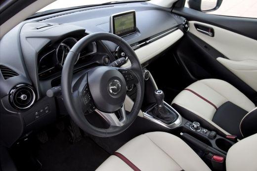 2017 Mazda2 Interior