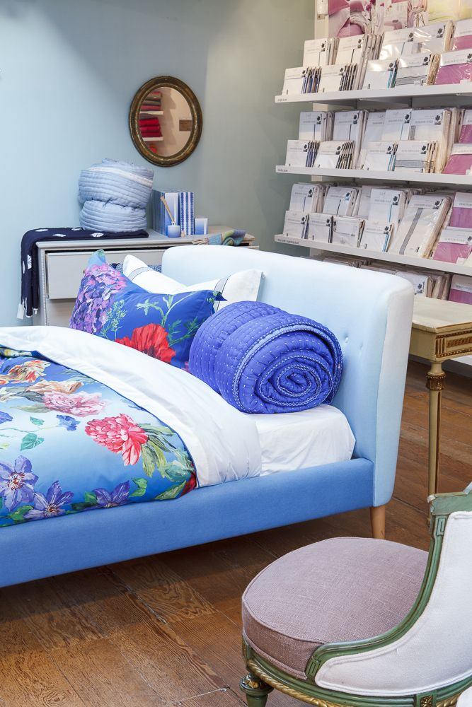 Designers Guild Alexandria Bed Linen in London-Kings Road Home store