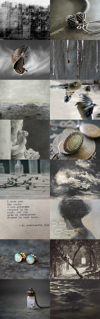 The Goodbye  by Carice on Etsy--Pinned with TreasuryPin.com