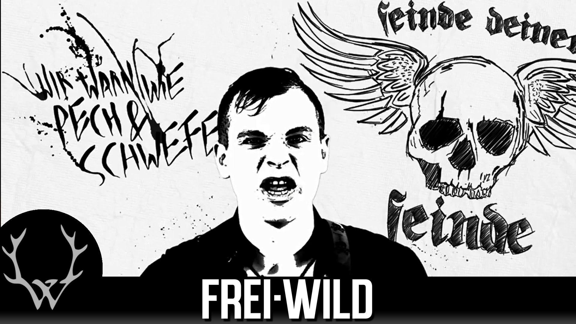 Inspirational Frei Wild Feinde Deiner Feinde Album