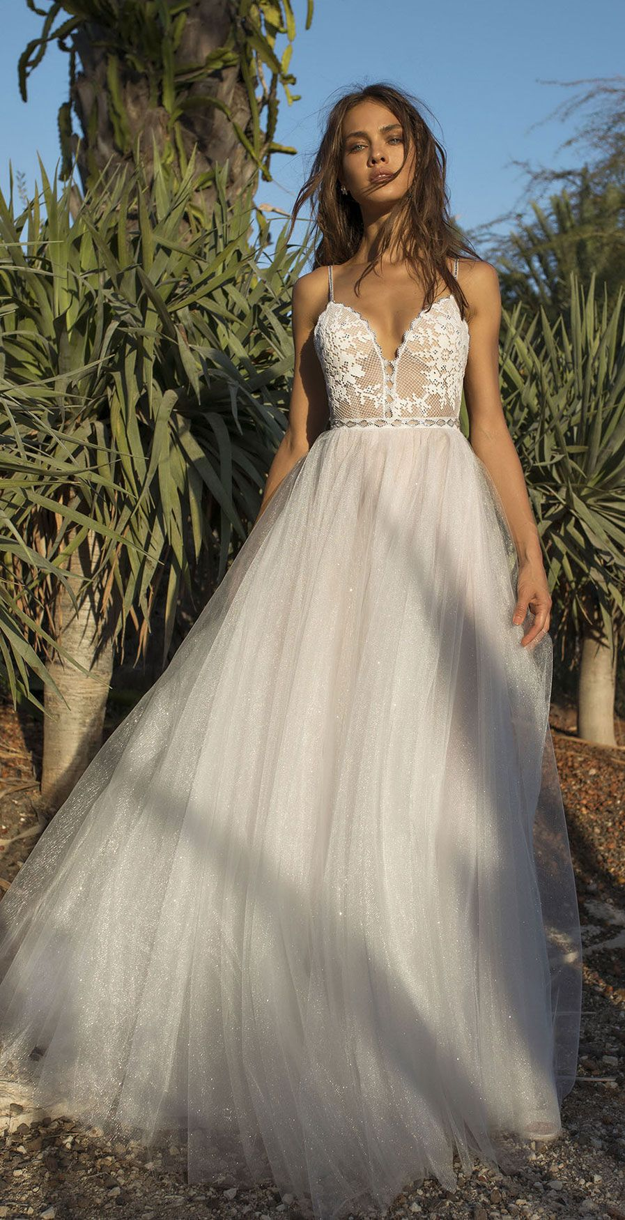 32 Beach Wedding Dresses Perfect For A Destination Wedding