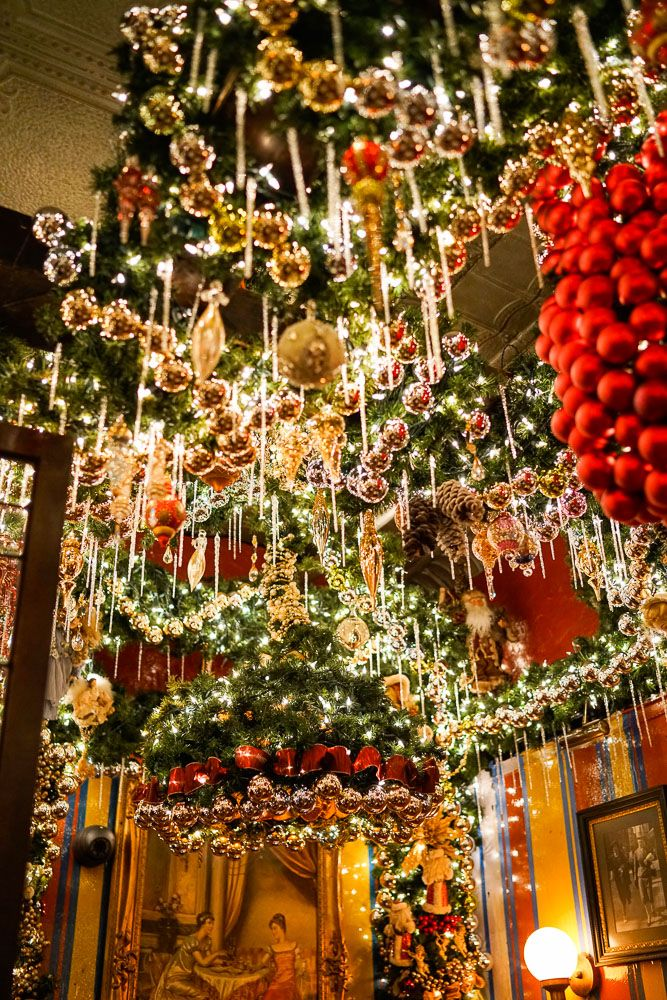 Rolfs Nyc Christmas Hudson Valley New York I Love New York