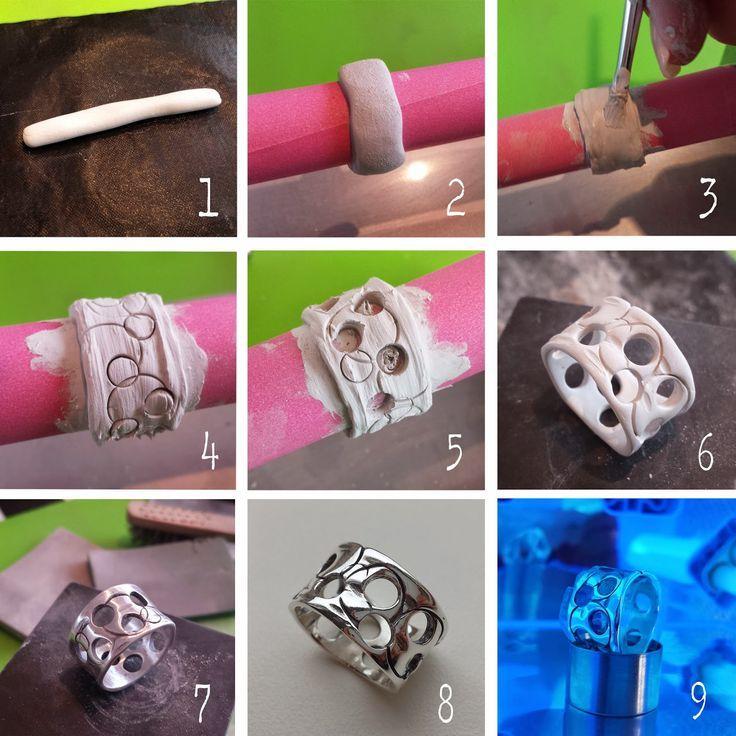 zilverklei tutorial Google Search Precious metal clay