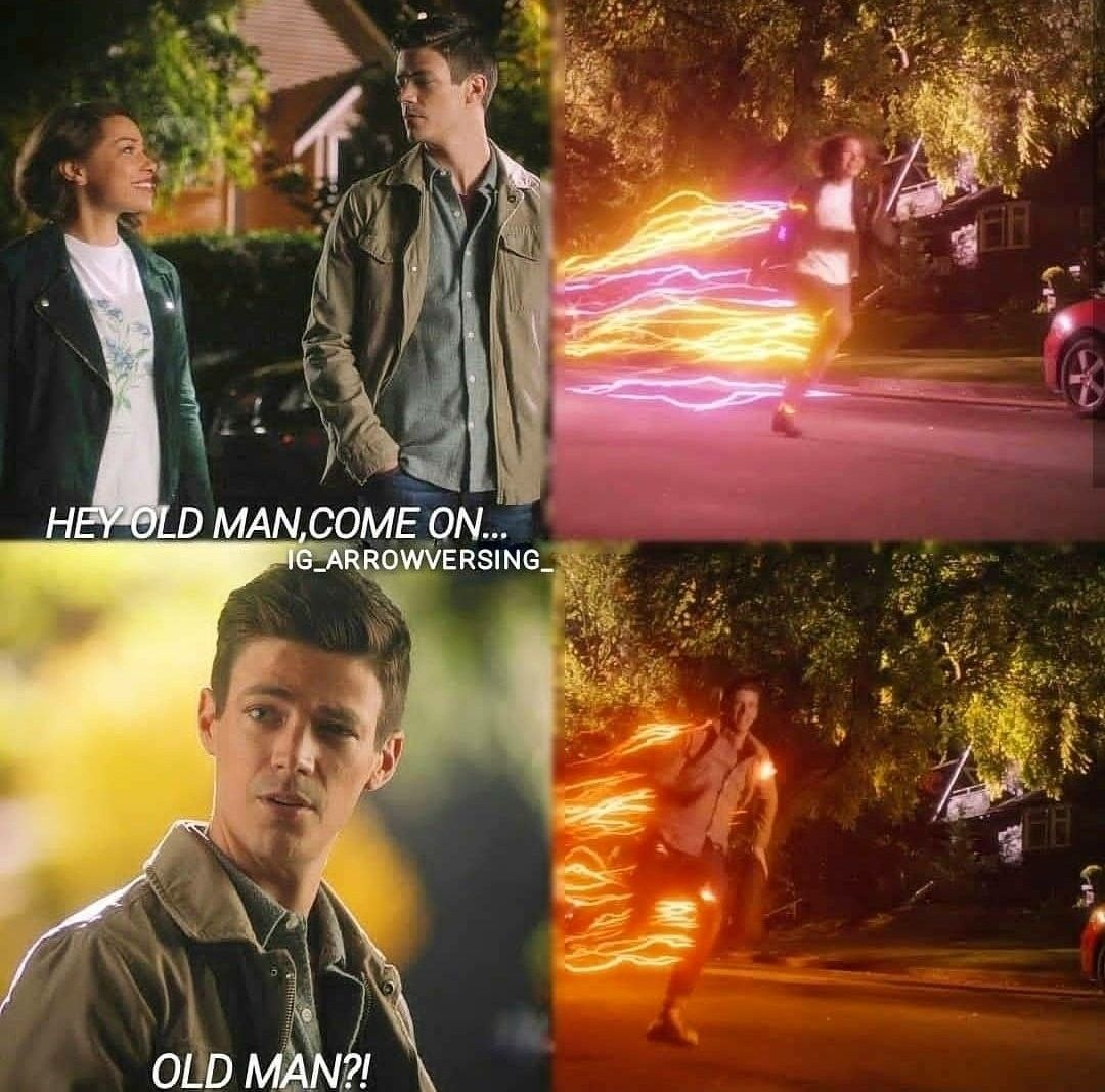 Pin by Daleen B. on The Flash | The flash, The cw, Fastest man