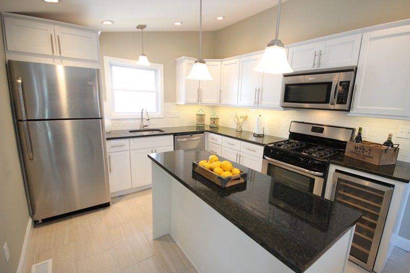 Traditional White Shaker Kitchen Cabinets - RTA Kitchen Cabinets ...
