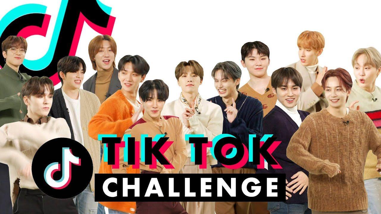 Seventeen Pairs Up To Crush These Tiktok Dances Tiktok Challenge Challenge Cosmopolitan Youtube In 2021 Challenges Dance Cosmopolitan