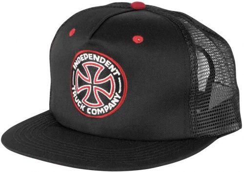 Independent Trucks Indy Revert One Size Mesh Hat Camo Black Hats For Men Mesh Hat Hats